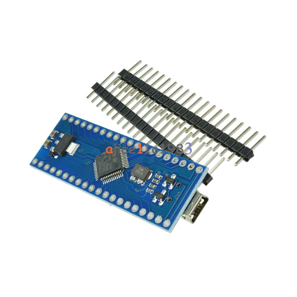Arduino mini usb stm f rcbt arm cortex m leaflabs