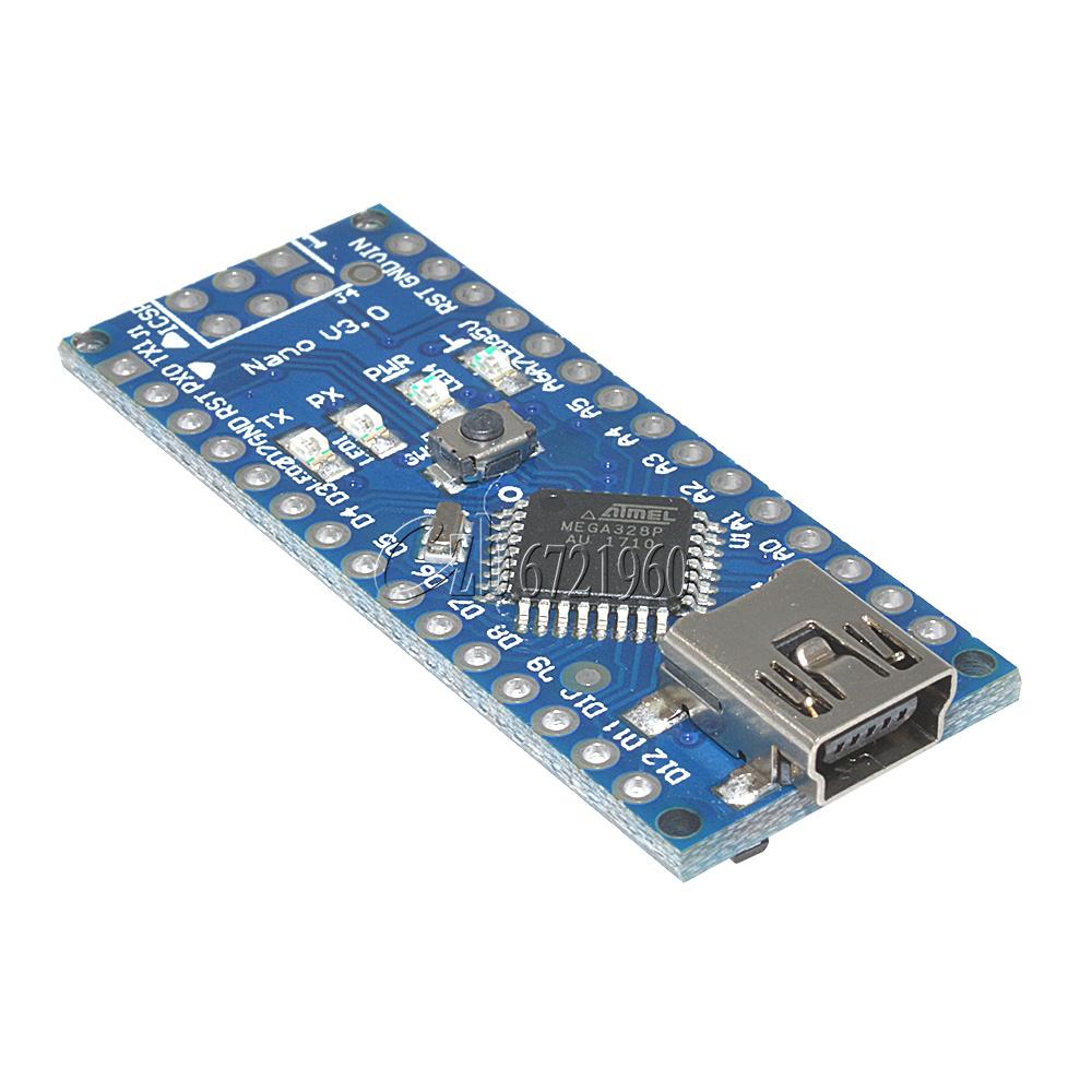 Nano v mini usb atmega m micro controller ft