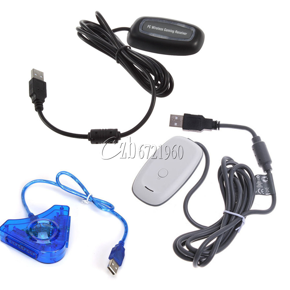 how to use pc wireless adapter for xbox 360