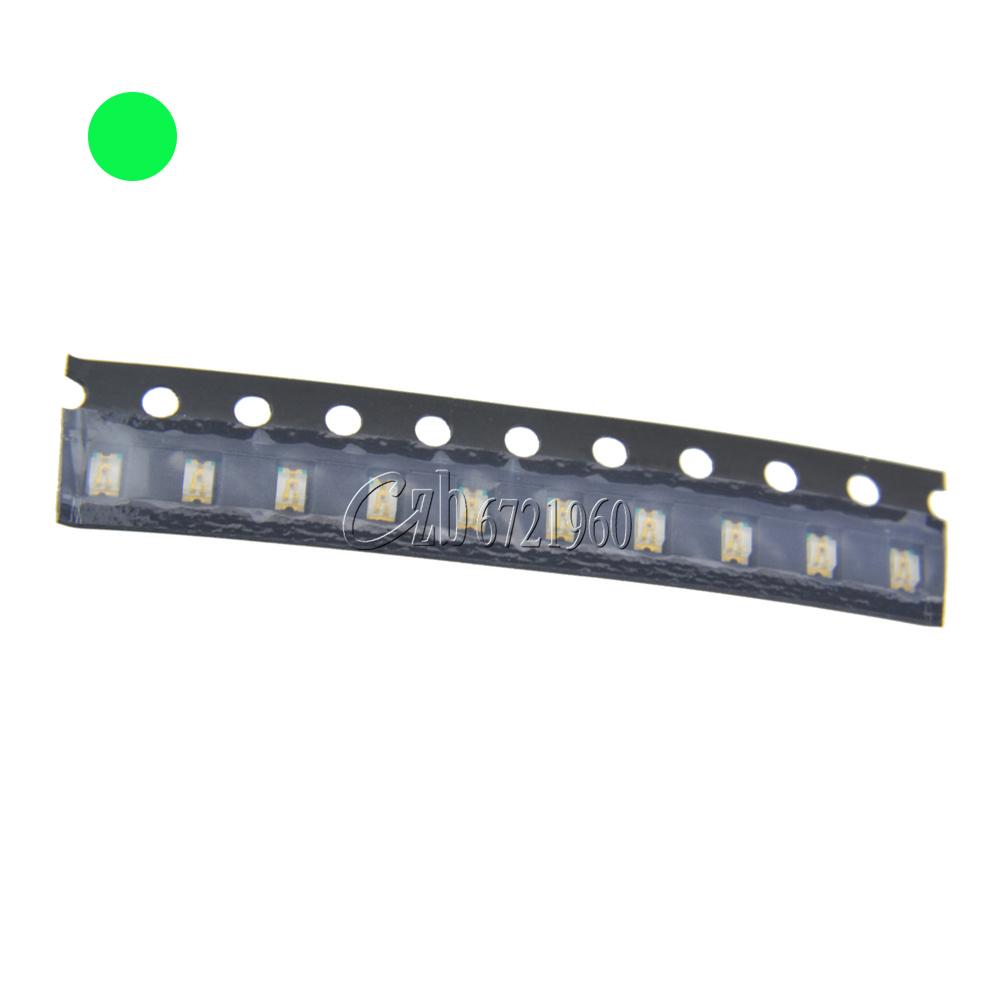50 pcs SMD SMT 0805 Super bright WHITE LED lamp Bulb NEW