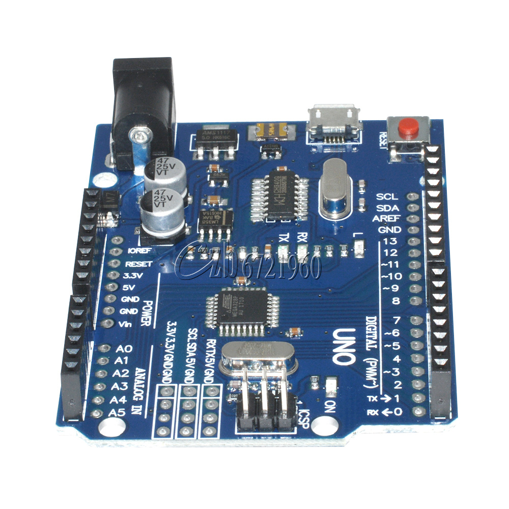 Latest version micro usb uno r atmega p au ch g