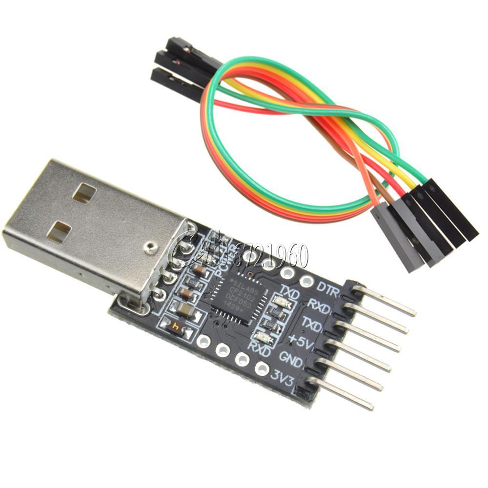 Cp usb to uart ttl pin module serial converter
