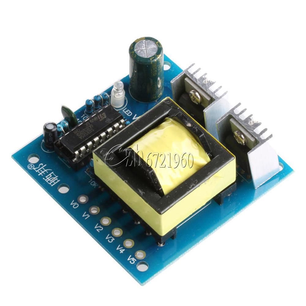 DC-AC Converter 12V to 110V 220V 175V AC 150W Inverter Boost Board Transformer
