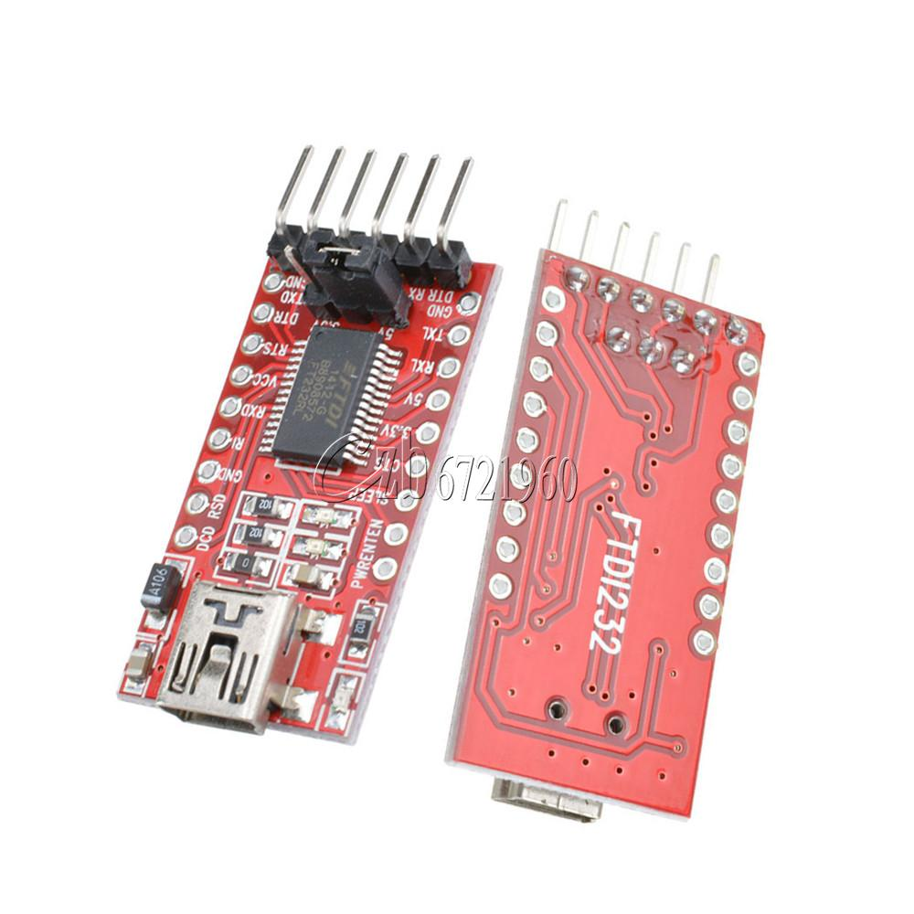 Ft rl v ftdi usb to ttl serial adapter module
