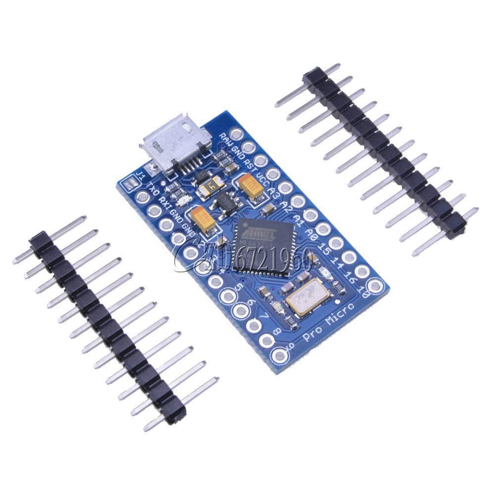 New pro micro atmega u v mhz replace