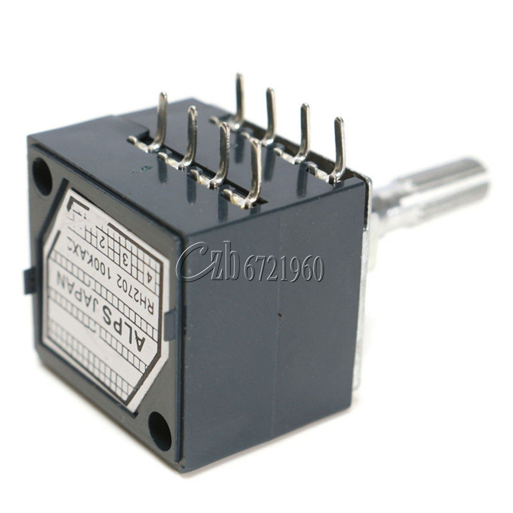 how to choose potentiometer for volume control