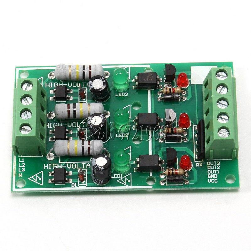 3//4 Channel Optocoupler Isolation Opto-isolator High//Low Level Module TLP281 Goo