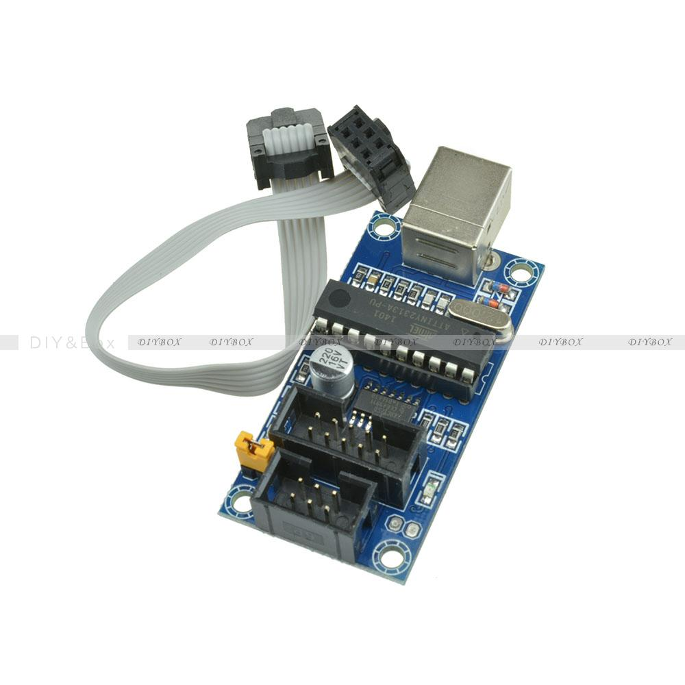 Usbtinyisp usb tiny avr isp programmer arduino bootloader
