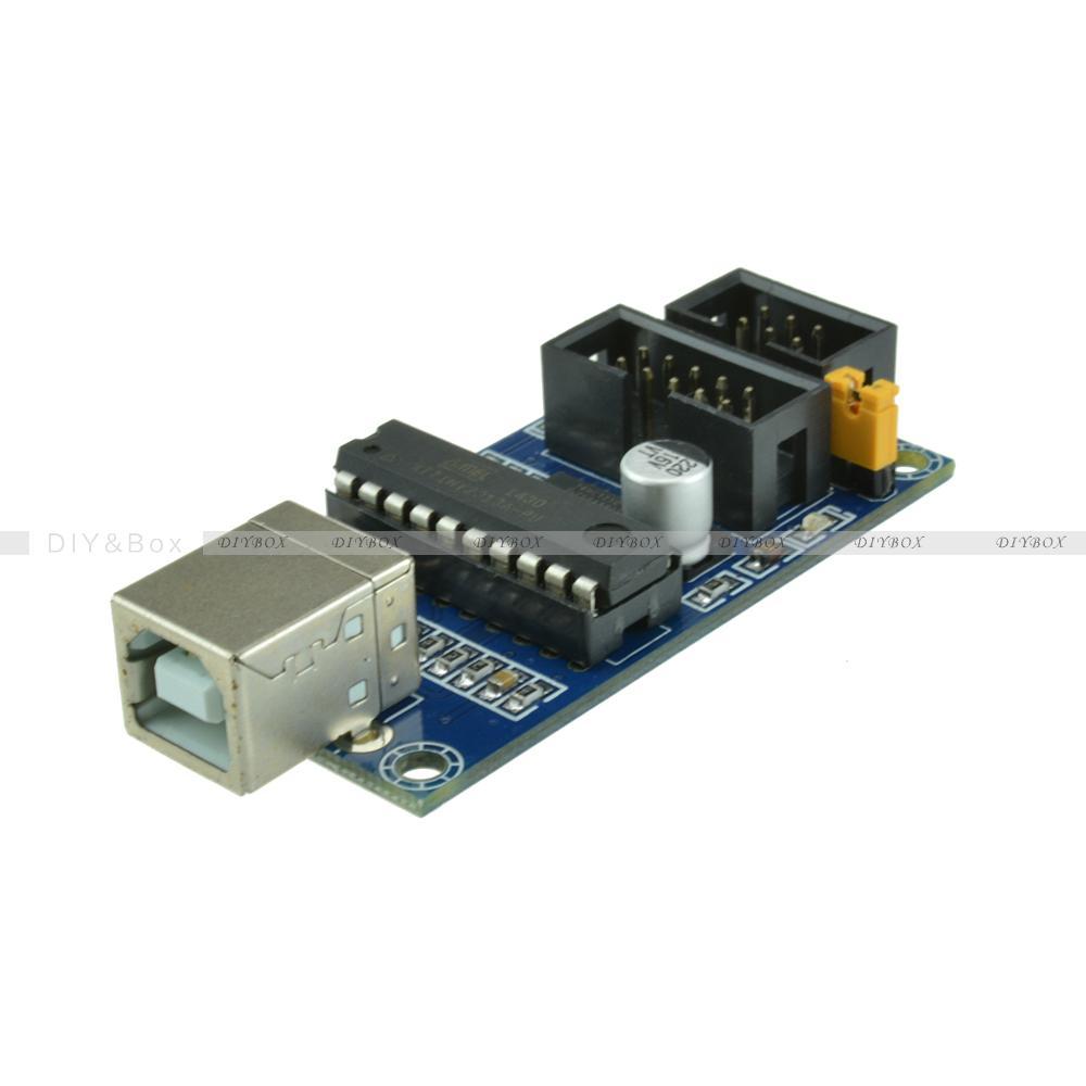 Usbtiny usbtinyisp avr isp programmer for arduino