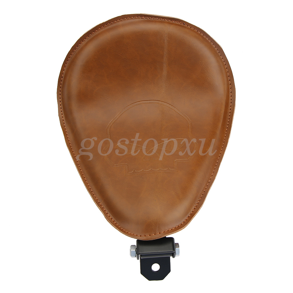 how to change the leather motorcycle seat