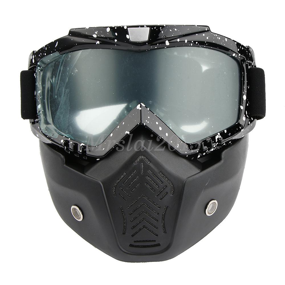 Atv Goggles For Glasses