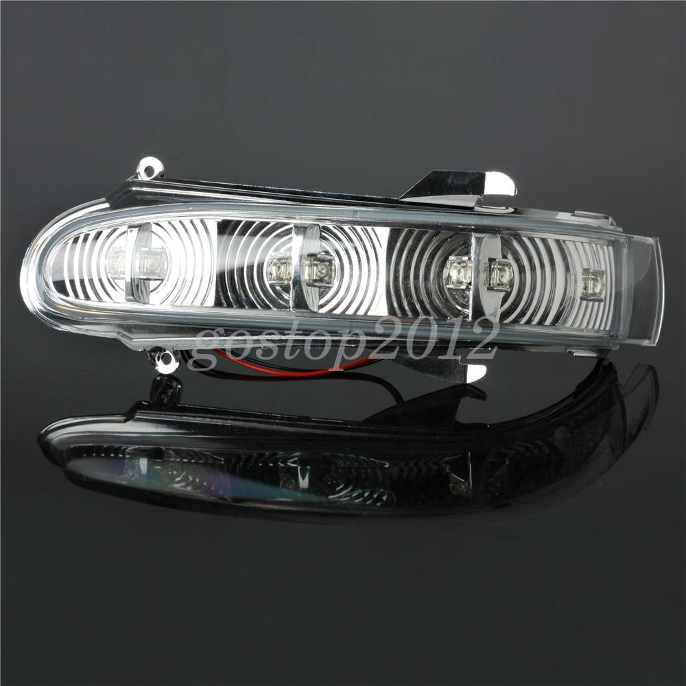 6 led side mirror turn signal light for mercedes benz s cl for Mercedes benz side mirror turn signal