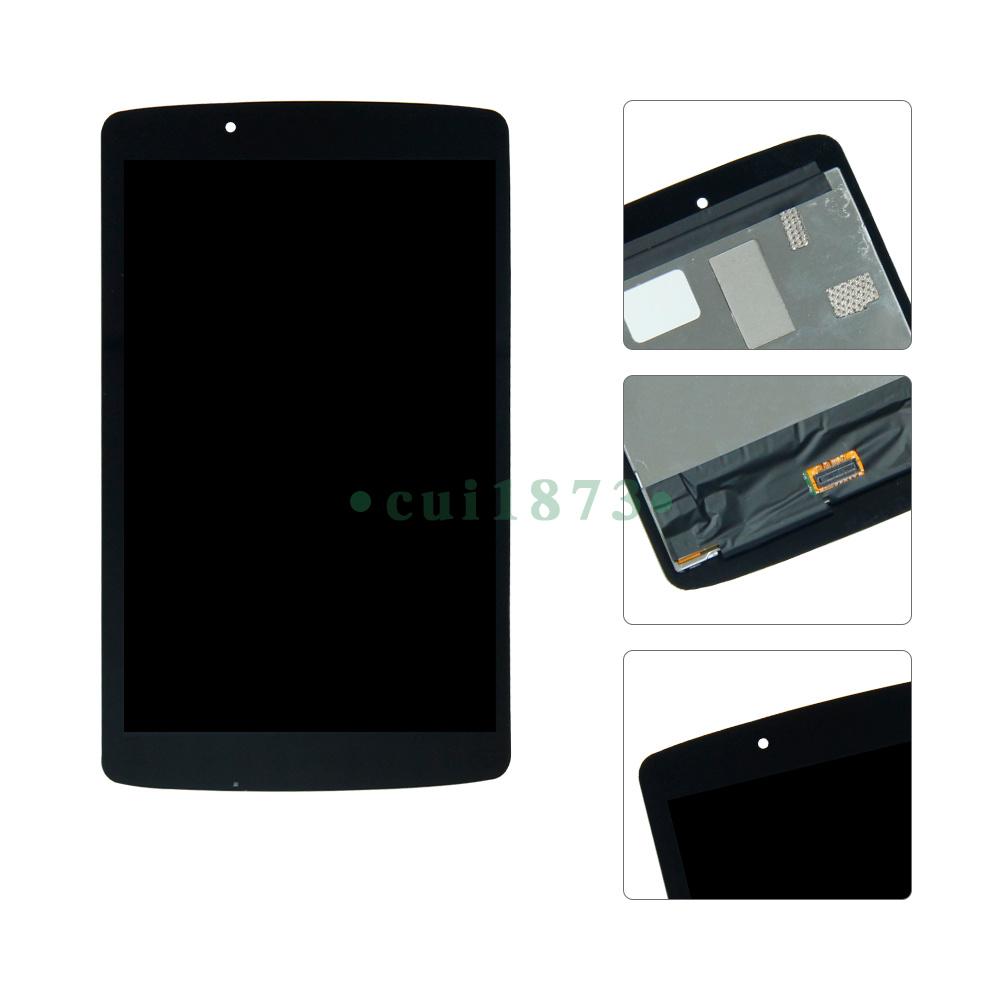 For LG G Pad V400 LK430 V530 V521 VK815 V495 LCD Screen Touch Digitizer ASSEMBLY