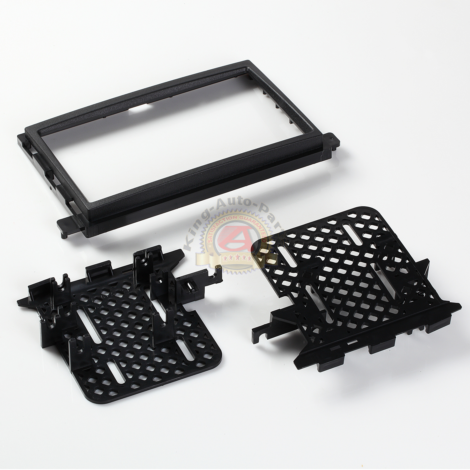 Double Din Radio Dash Stereo Mounting Installation Kit For 2004