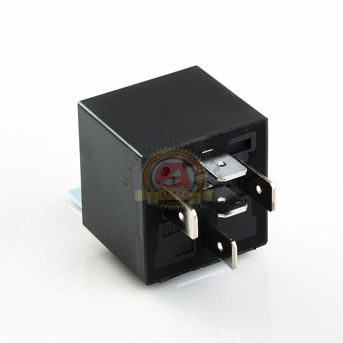 4007480719  Amp Relay Wiring Box on bosch 24v, 2 pole solid state, 5 pin 12 vdc, bitron 12v, 12v 4 prong, standard part number, bosch 12v, diode 4 prong,