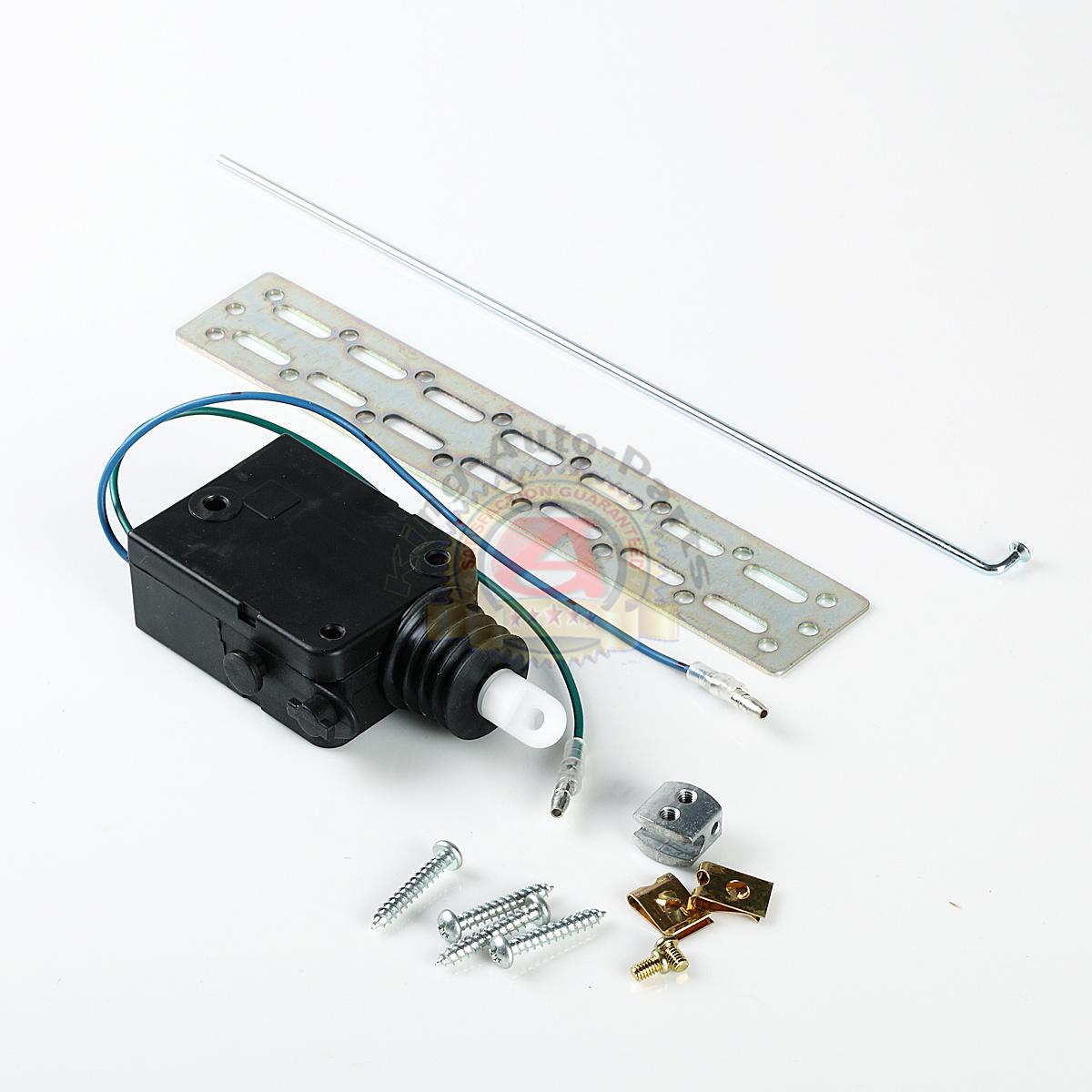 Car auto universal small micro door lock actuator motor 2 for 12vdc door lock actuator