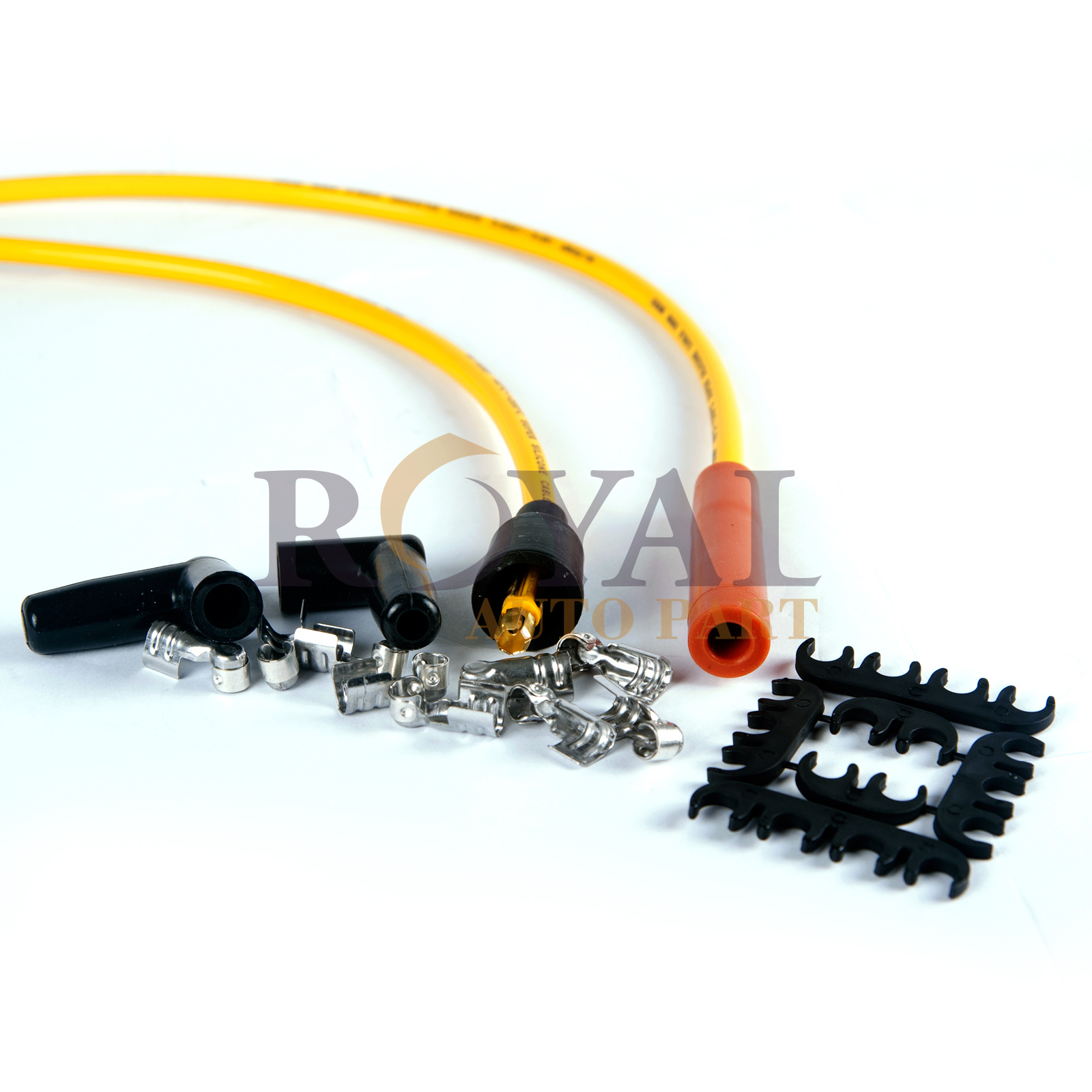 hei distributor chevy sbc 350 bbc 454  u0026 spark plug wires