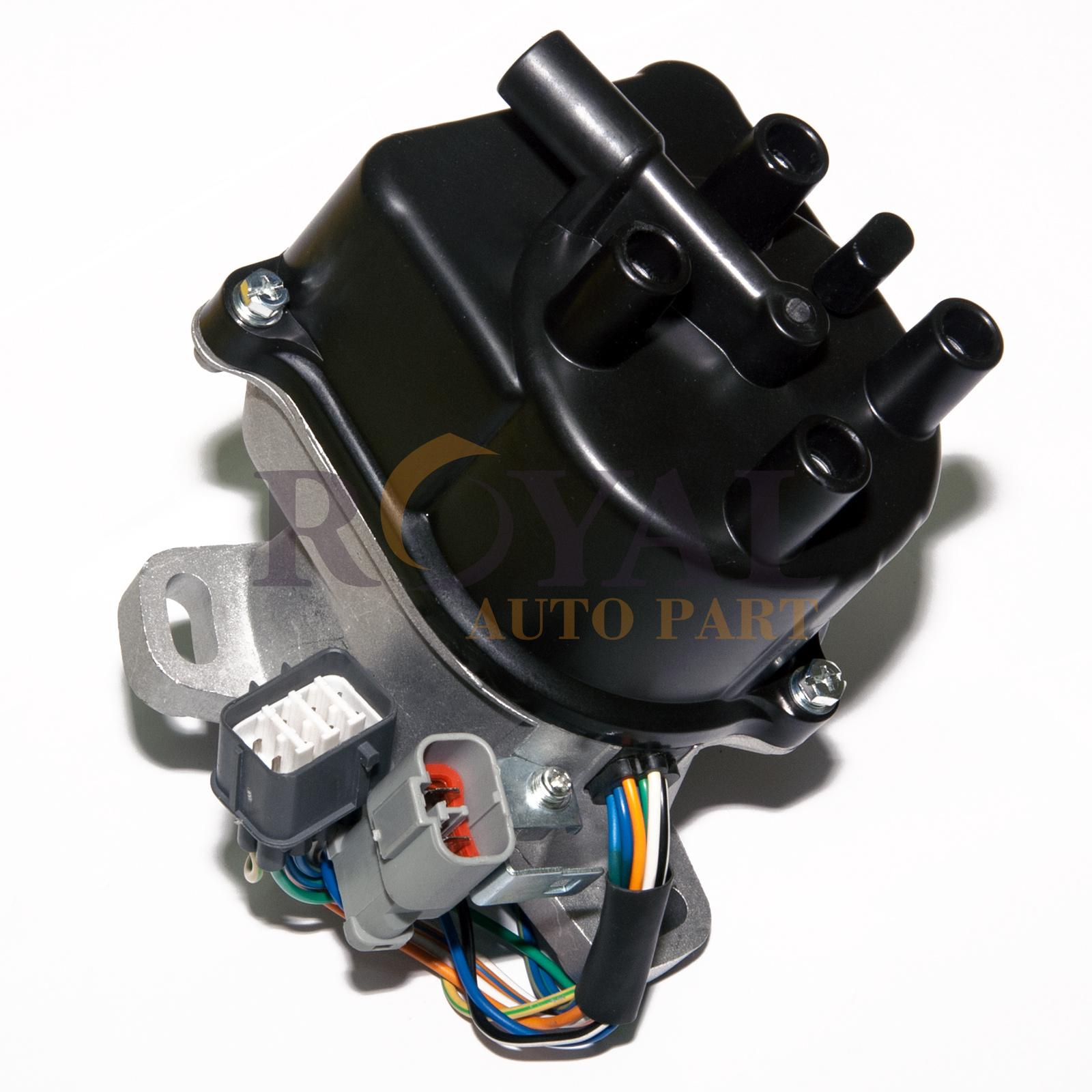 Td 52u Ignition Distributor 92 95 Honda Accord Prelude 22l External 1992 Coil Td59u
