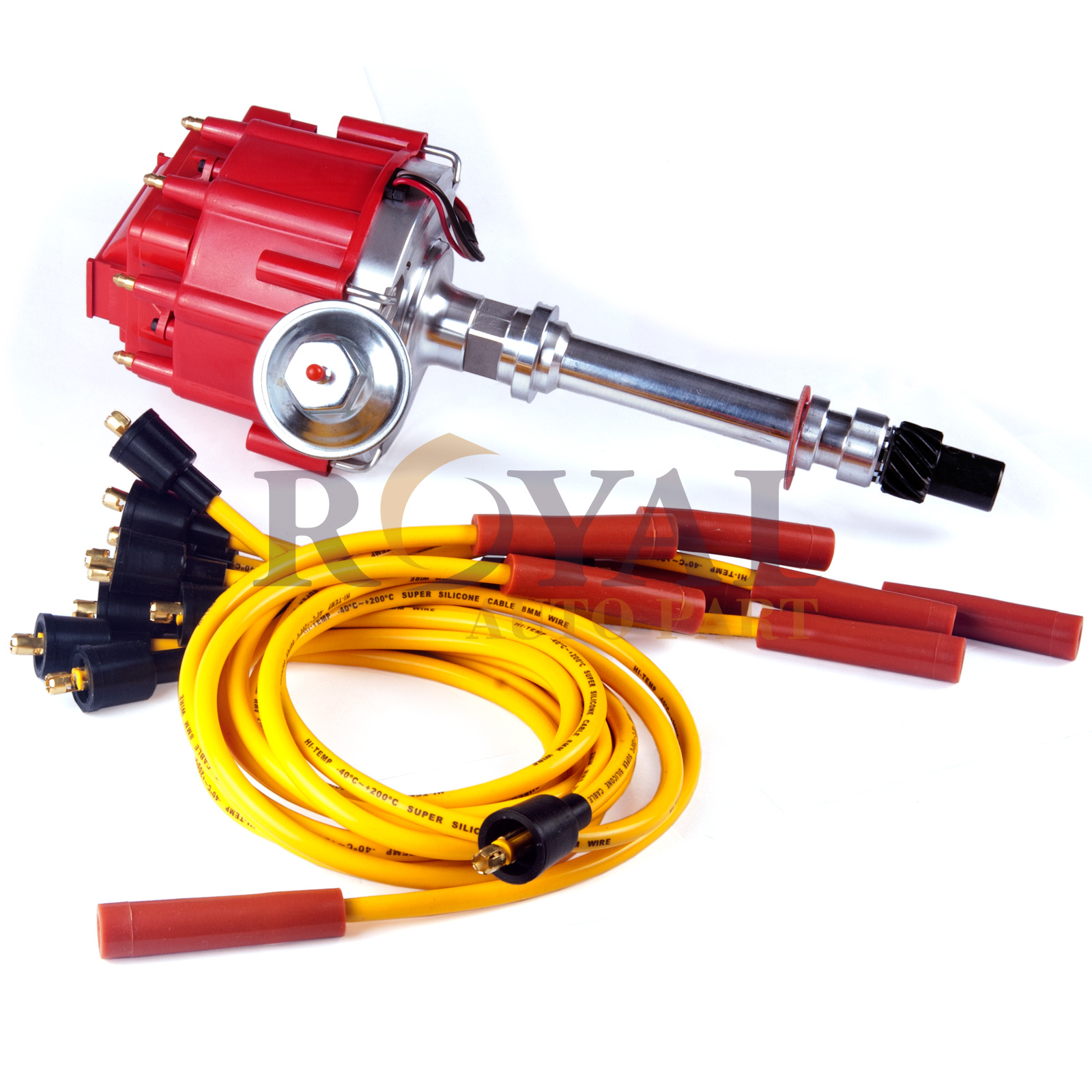454 Bbc Gm Distributor Coil Wiring Trusted Diagrams Chevy Diagram Hei Enthusiast U2022 Module