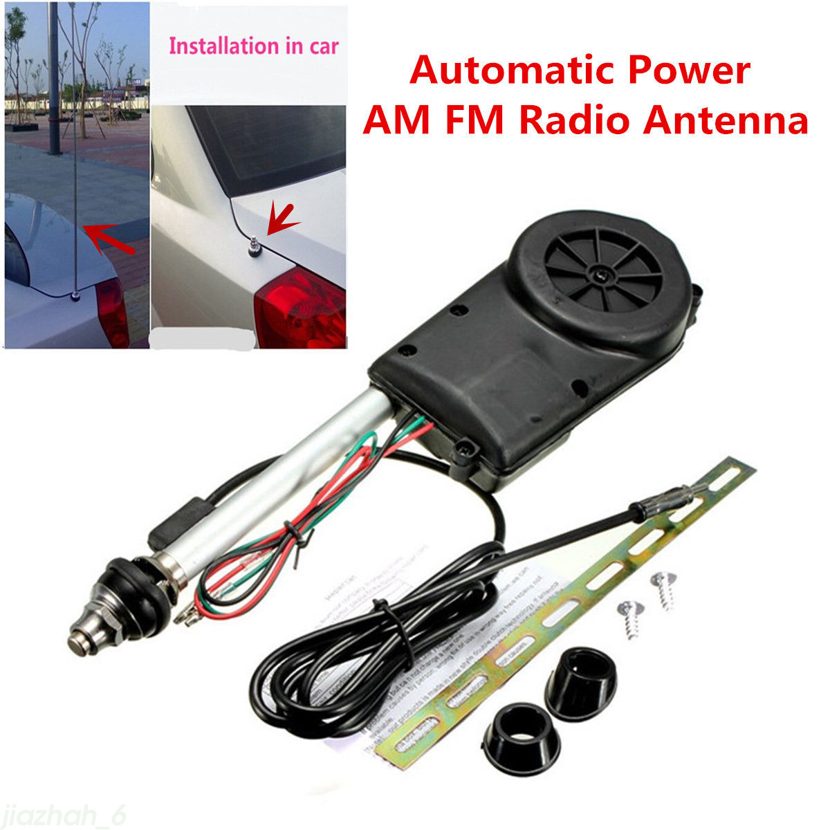 Power Antenna Aerial Am Fm Radio Mast Kit For Toyota 4runner Avalon 1987 Mr2 Wiring Schematic Cressida