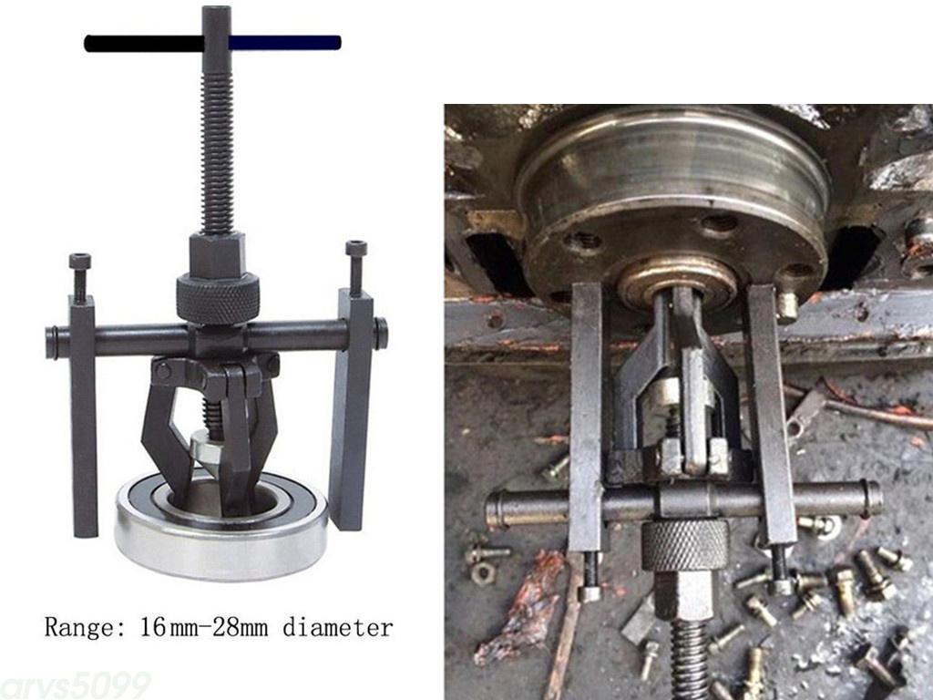 Pro Diy 3 Jaw Pilot Bearing Puller Car Bushing Gear