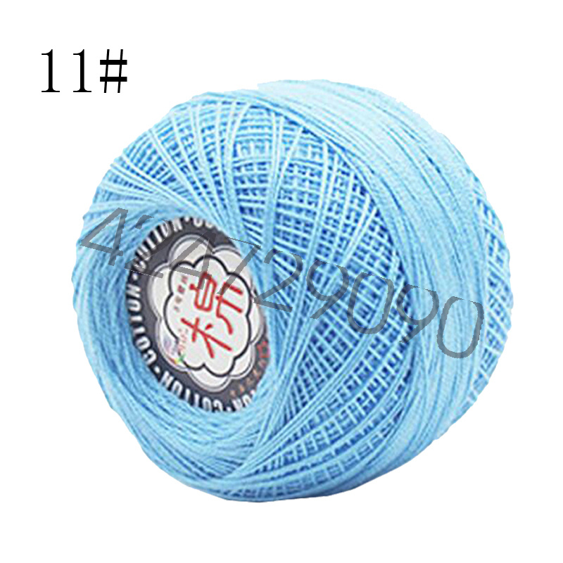 Wholesale-26-colors-Cotton-Thread-Yarn-Knitting-Crochet-Lace-Embroidery