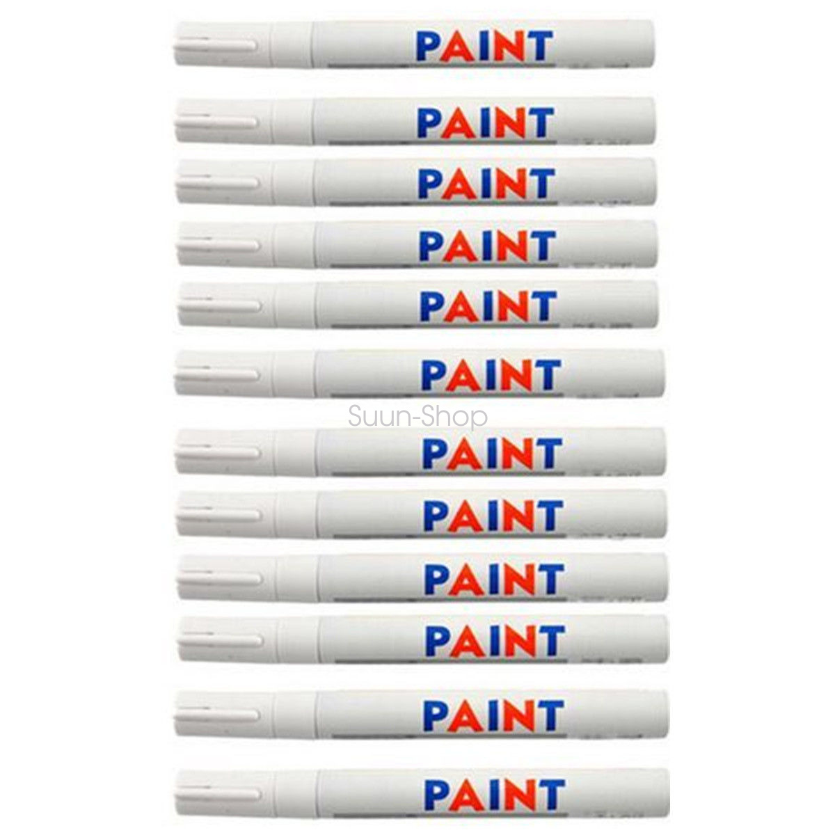 12pcs permanent car motorcycle tyre tire tread marker paint pen white waterproof ebay. Black Bedroom Furniture Sets. Home Design Ideas