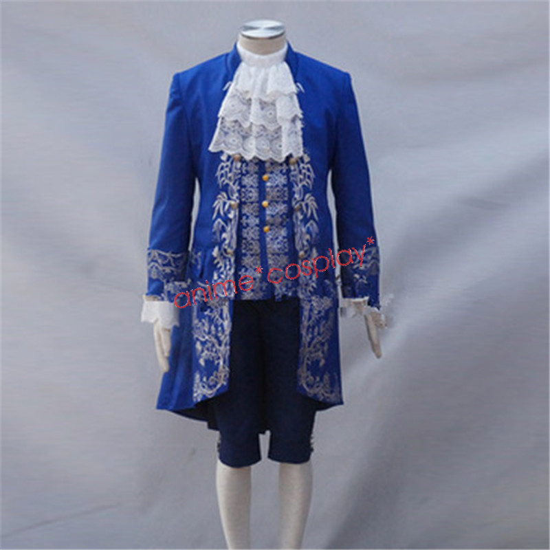 2017 beauty and the beast prince adam costume beast