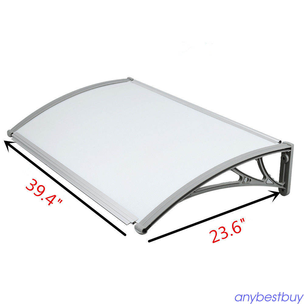 Door Amp Window Awnings : Door window canopy awning porch sun shade shelter patio