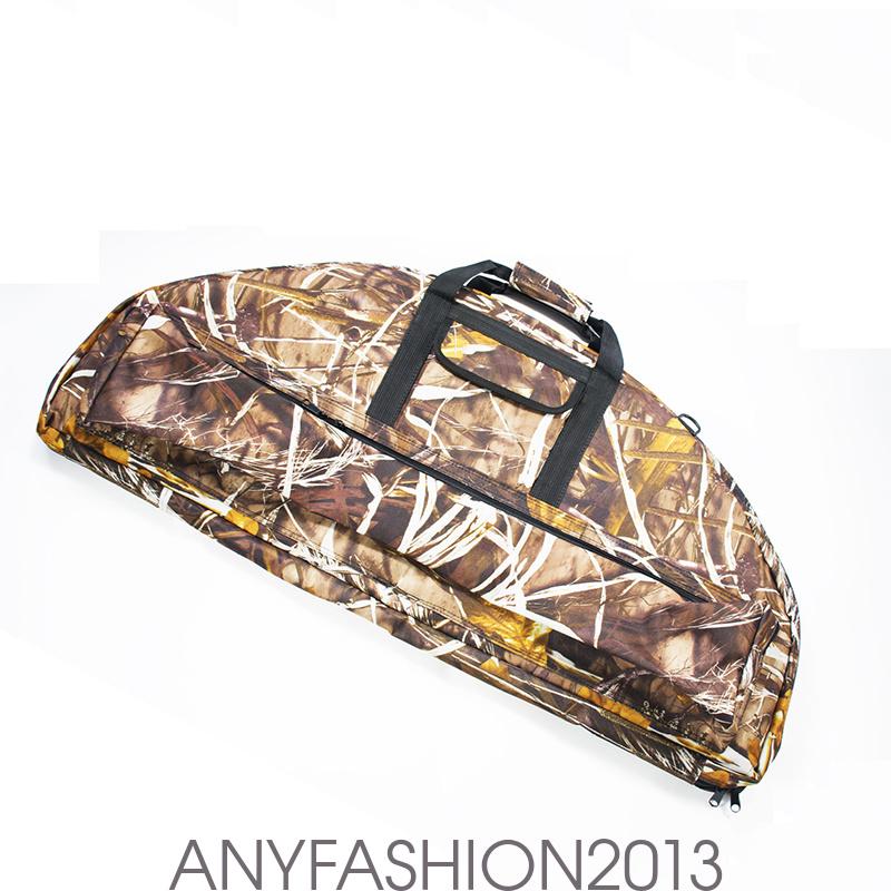 Bow And Arrow Bag : Archery arrow bow backpack bag case pouch holder recurve