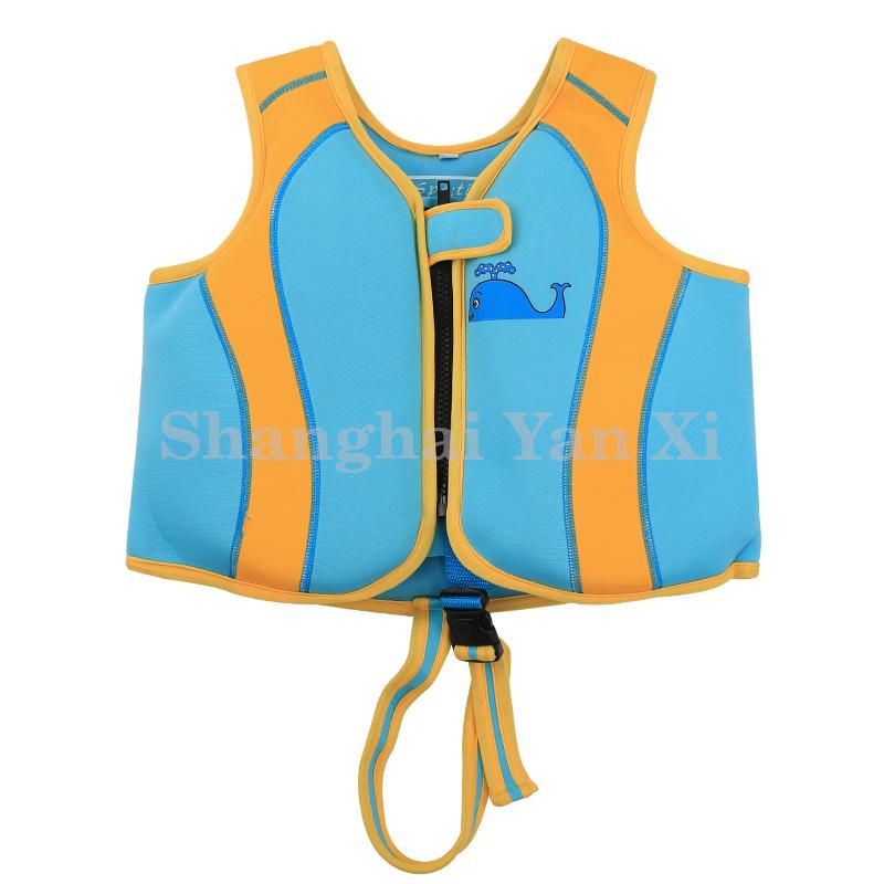 Kids Toddler Baby Neoprene Life Jacket Swim Suit Vests Buoyancy Aid 1 To 3 Yrs Ebay