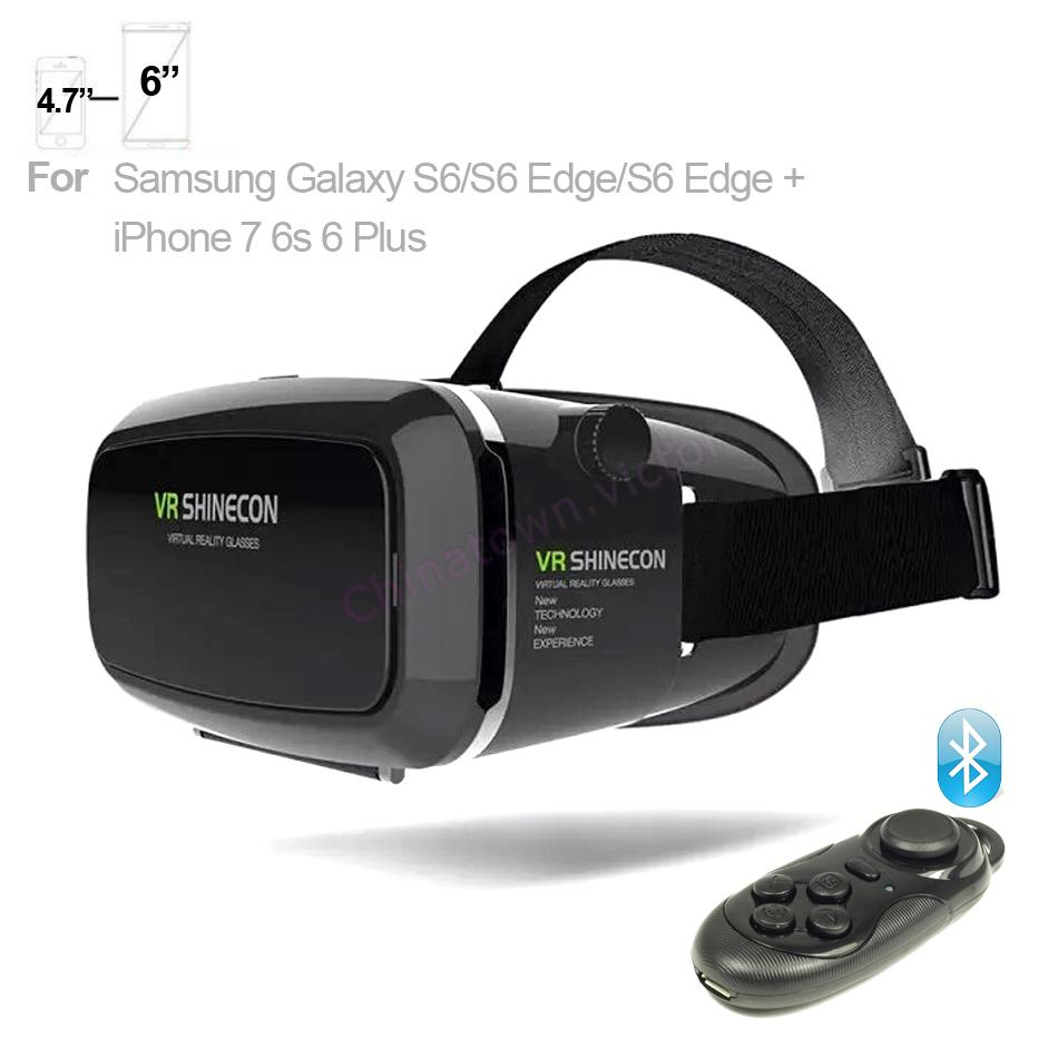 virtual reality iphone vr shinecon reality 3d glasses for 1468