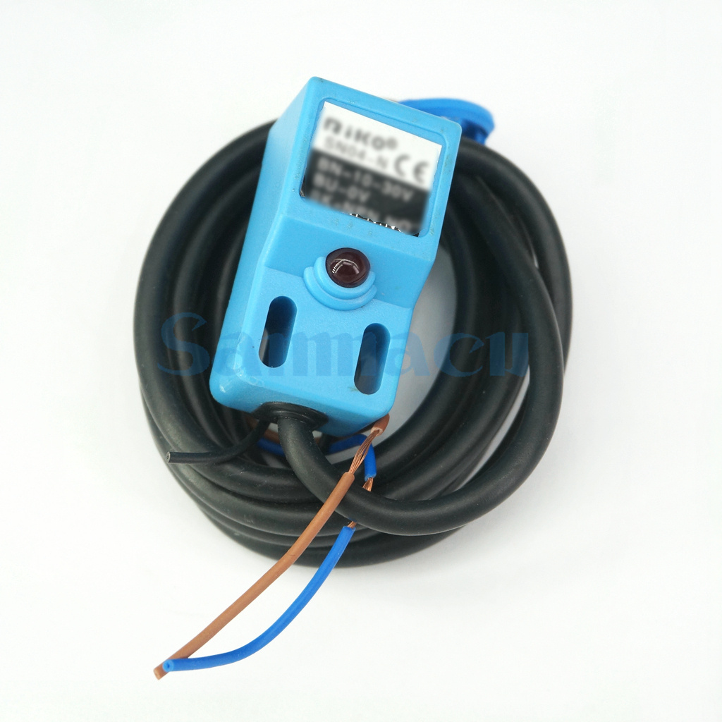 Inductive Proximity Sensor Switch SN04-N/SN04-P/SN04-N2/SN04-P2 NPN ...