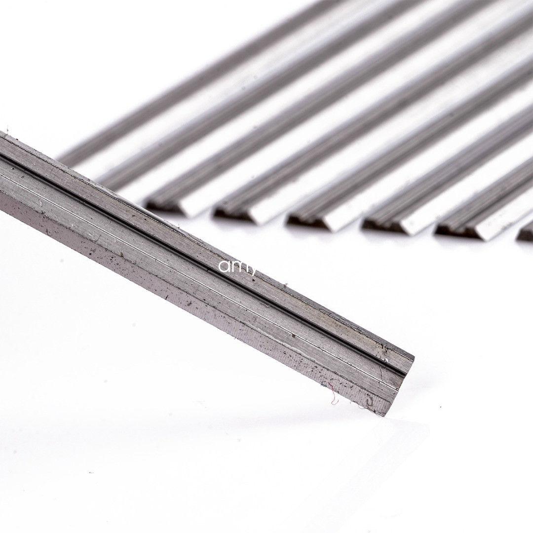 "20x TCT planer blade 3-1//4/"" 82mm For BOSCH Ryobi AEG  DeWalt MAKITA B/&D Skil"