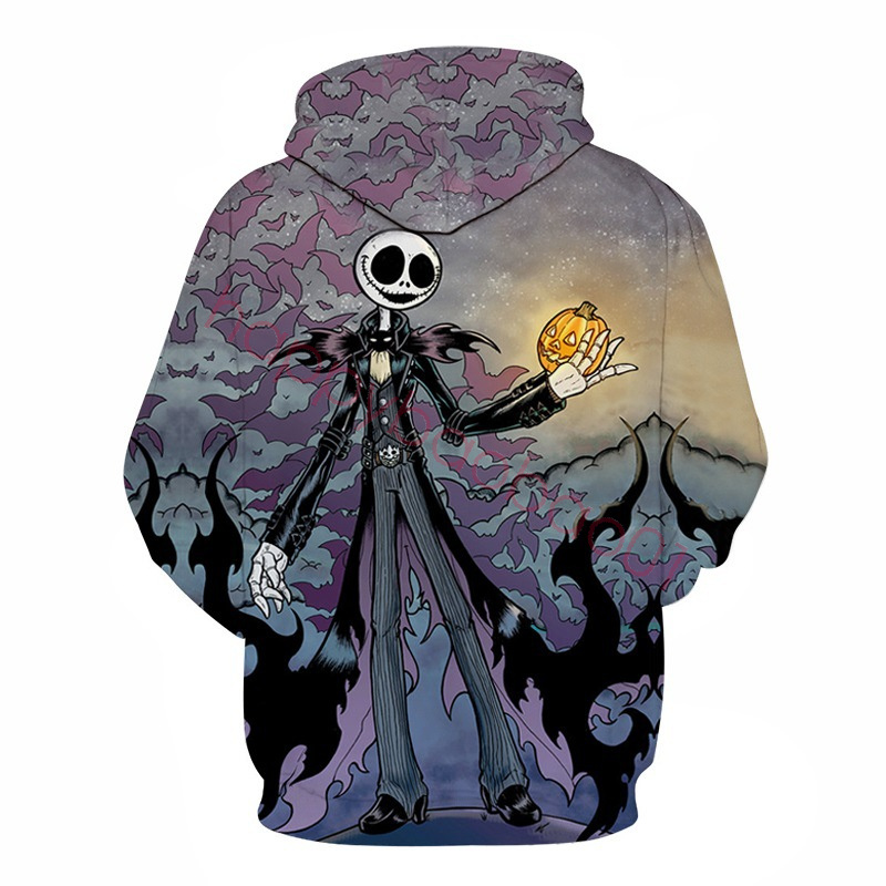 Nightmare Before Christmas Pullover