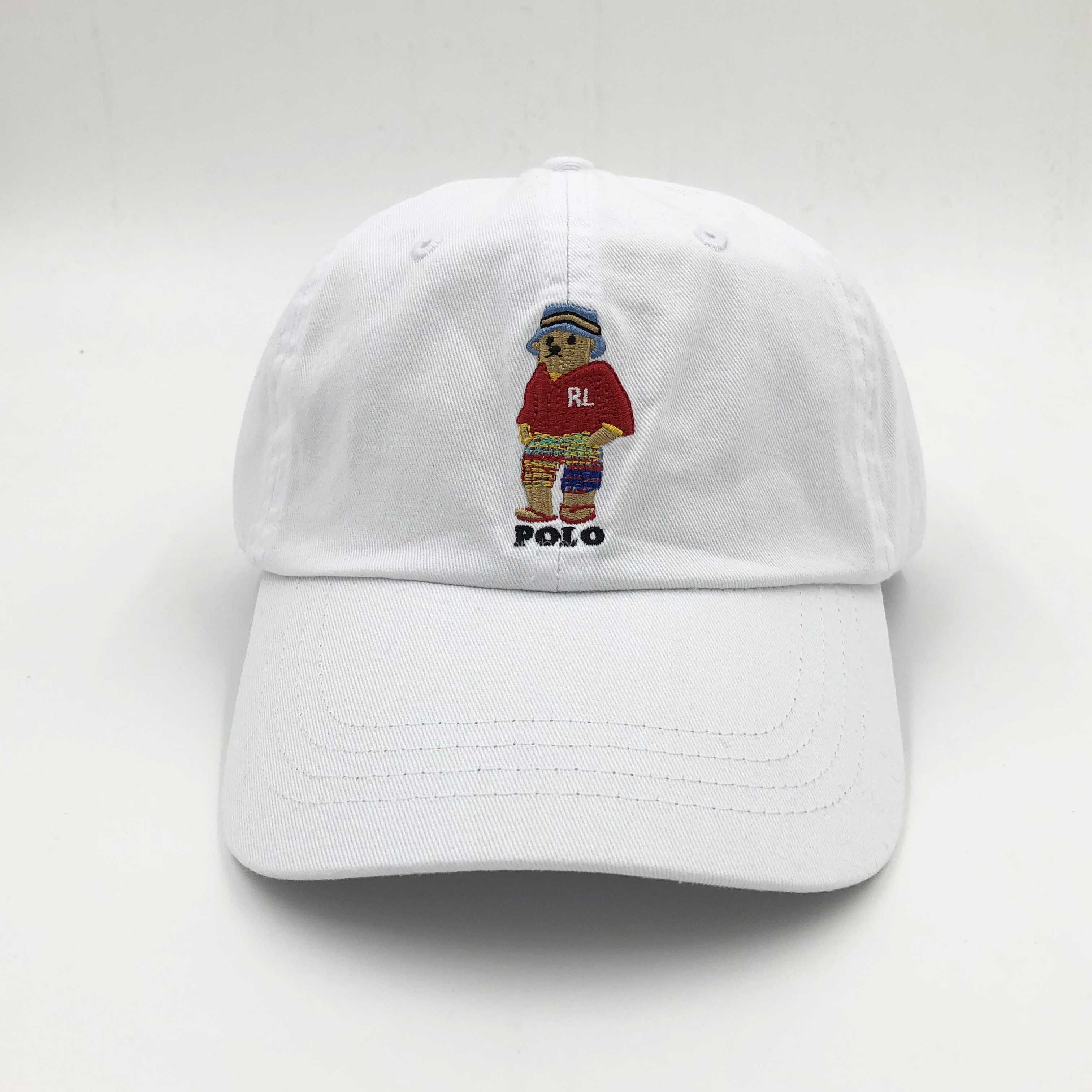 Details about LIMITED Edition Polo RL Beach Teddy Bear Logo Cap Baseball Hat  Sport Unisex New ca2f1a1672b