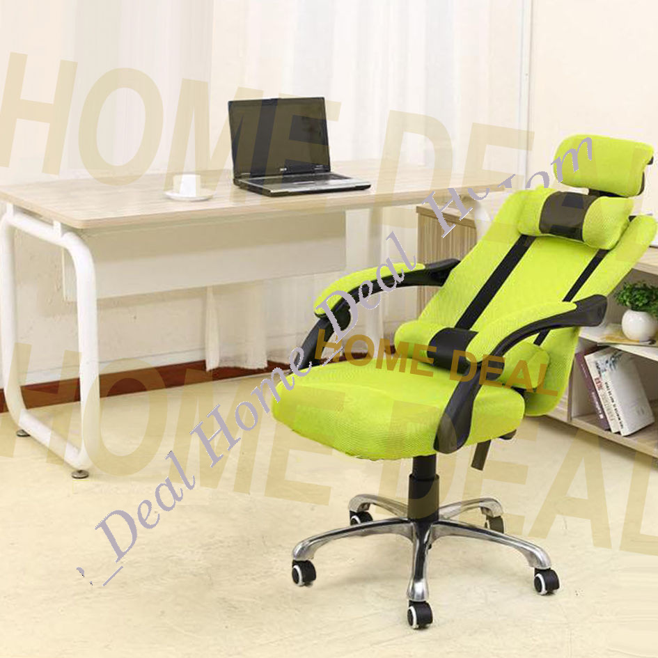 tilt modern ergonomic mesh high back executive computer desk task