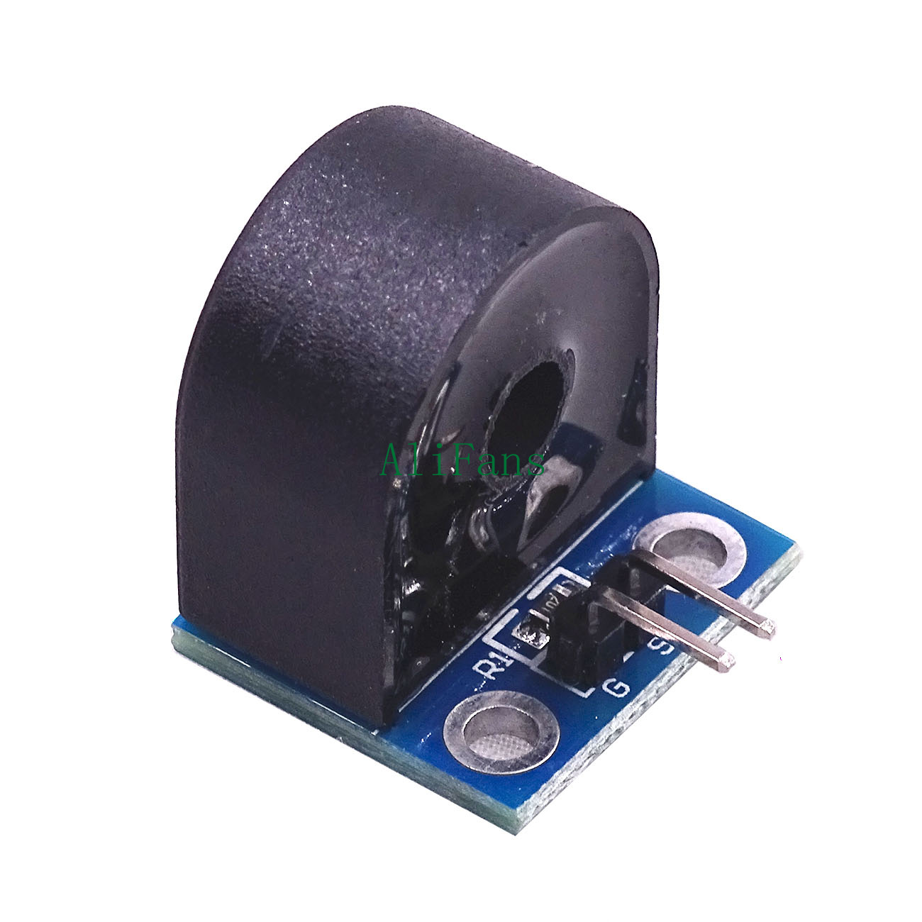 5A Range Single Phase AC Current Transformer Sensor Module ZMCT103C for Arduino
