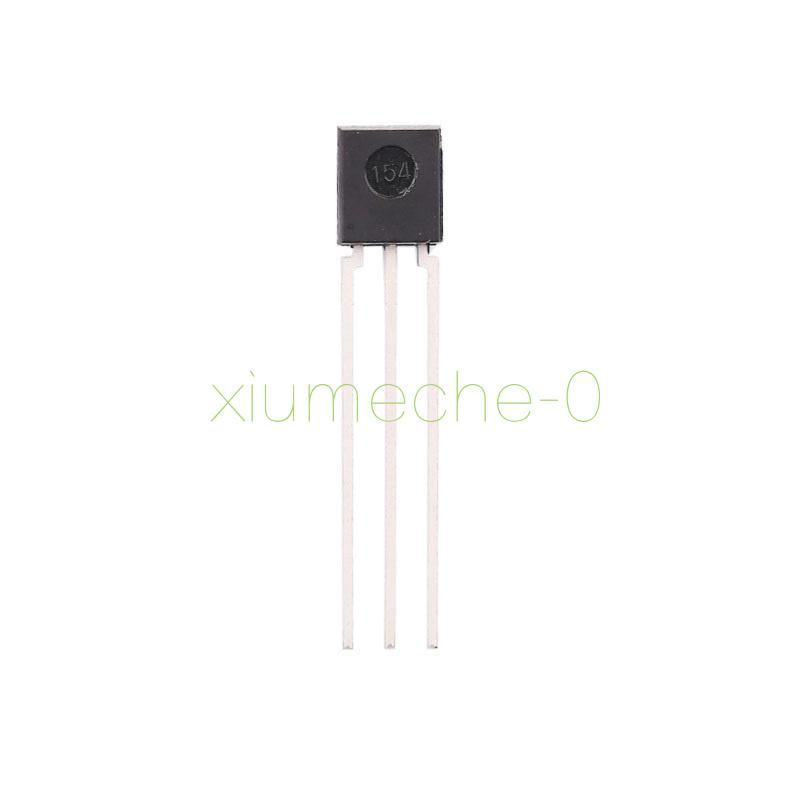 50PCS HS0038B HS0038 DIP-3 Photo Module IC PCM Remote Control