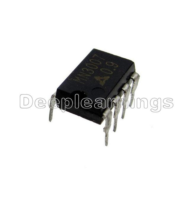 1pcs MN3205 Delay analog delay pedal  DIP-8
