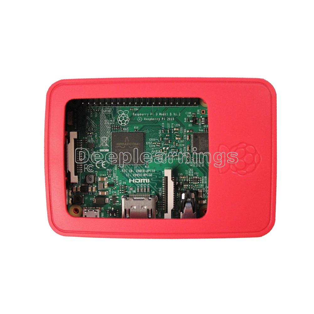 Pi 2 Pi 3 Model B LeaningTech Raspberry Pi Foundation Case for Raspberry Pi B
