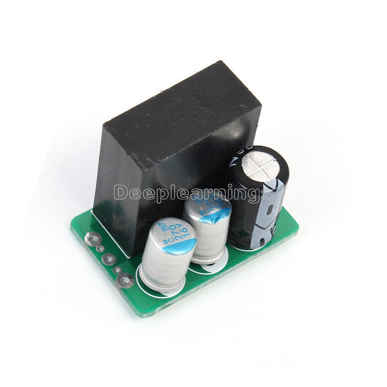 1A Dual Output 60V//55V//48V//36V//24V To 12V//5V Step Down Buck Power Supply Module