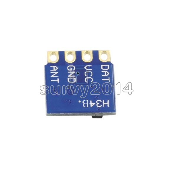 5 pcs 2.6-12V H34A-433 433 MHz Mini Wireless Module émetteur poser