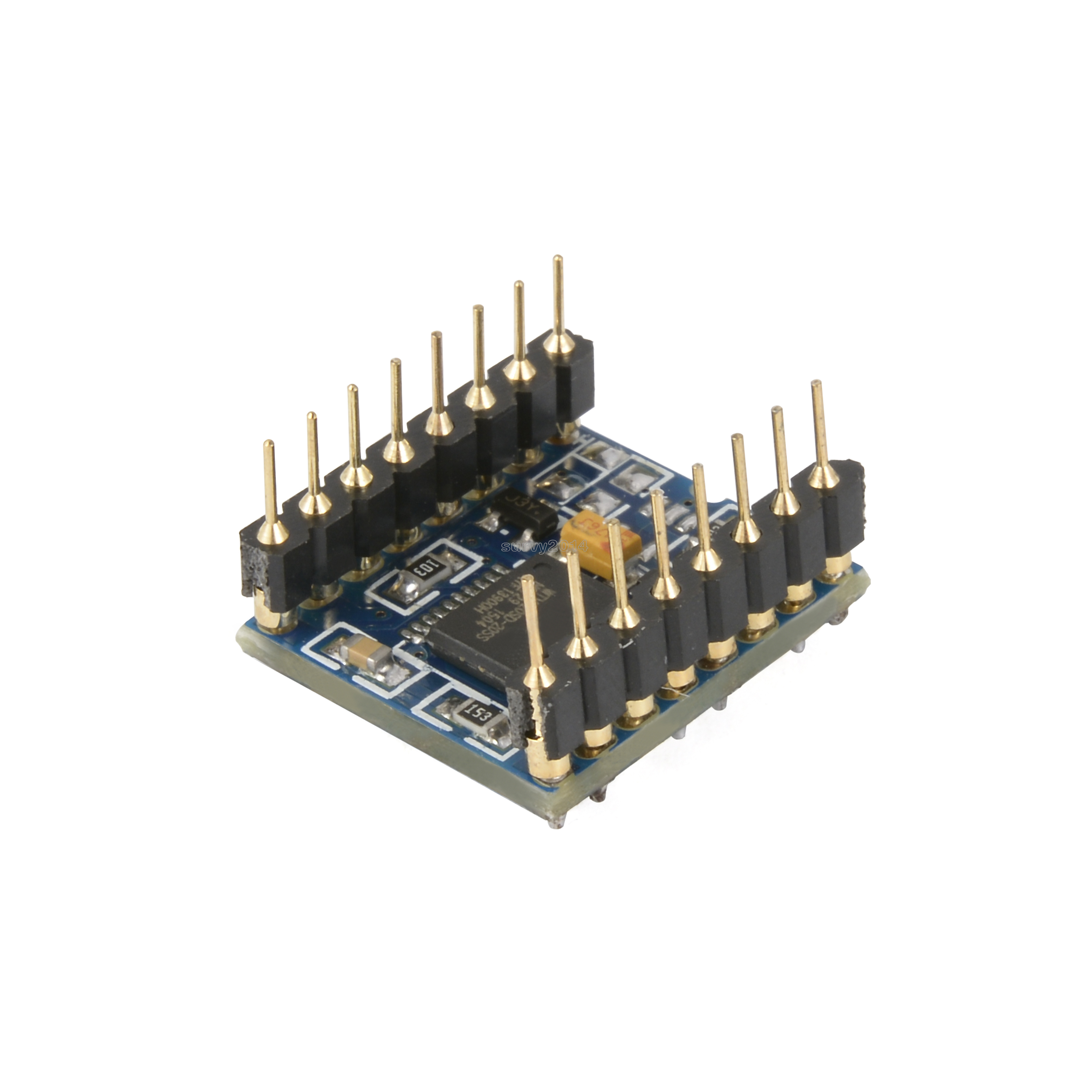 2pcs U Disk Audio Player Tf Sd Card Voice Module Mp3 Sound Wtv020 How To Use Wtv020sd Music With Arduino Build Circuit Product Descriptions