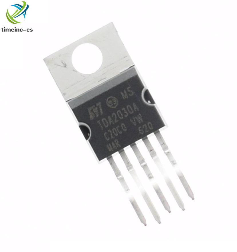 5PCS UTC2030A Nueva Oferta 18 W Hi-fi Best amplificador y el controlador 35 W TO-220