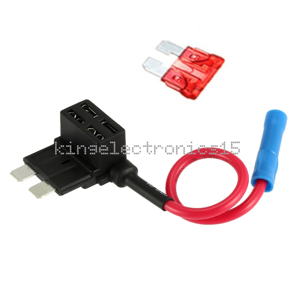 fuse box adapter 12v car add a circuit fuse tap adapter standard atm apm auto blade  12v car add a circuit fuse tap adapter