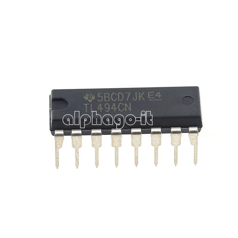 10PCS TL494CN TL494 DIP-16 TI PWM Power Supply Controllers IC NEW