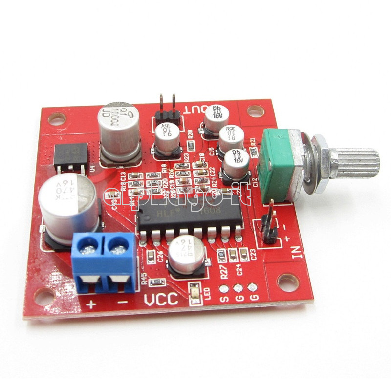 5x PT2399 Microphone Reverb Plate Reverberation Circuit Chip DIP-16