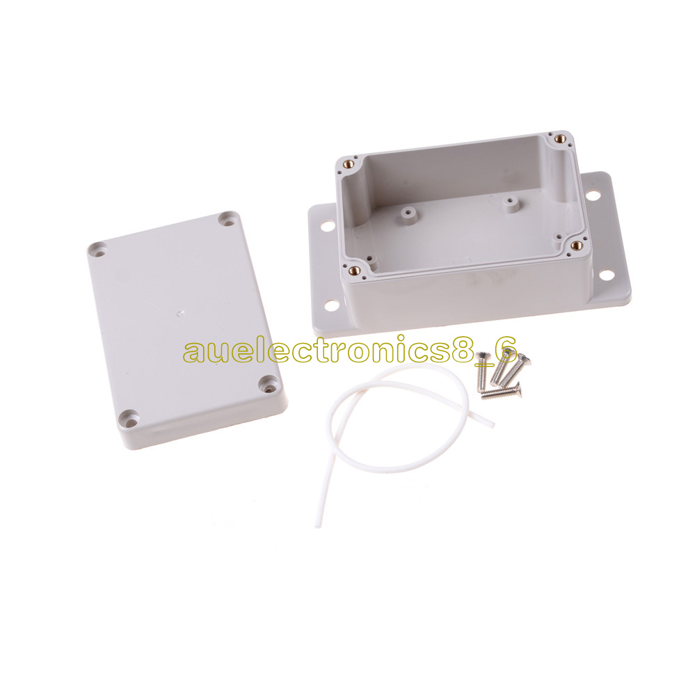 1pcs Waterproof 100 x 68 x 50mm Plastic Electronic Project Box Enclosure Case DI