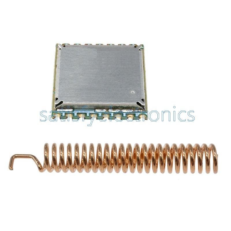 LoRa SX1278 Long Range RF Wireless Power Mental Module